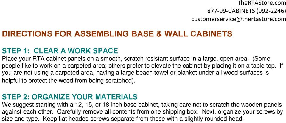 DIRECTIONS FOR EMBLING BASE & WALL CABINETS - PDF on kitchen corner sink cabinet, shelves ikea under cabinet, under dryer cabinet, under lighting cabinet, kitchen trash bins in cabinet, country kitchen sink base cabinet, kitchen sink and cabinet, under kitchen faucet, under table cabinet, ibs kitchen cabinet, under floor cabinet, under kitchen table, under refrigerator cabinet, under grill cabinet, assembled kitchen with sink cabinet, under counter top cabinet, under kitchen windows, compost bin kitchen cabinet, under cabinet cabinet, kitchen shelf under cabinet,
