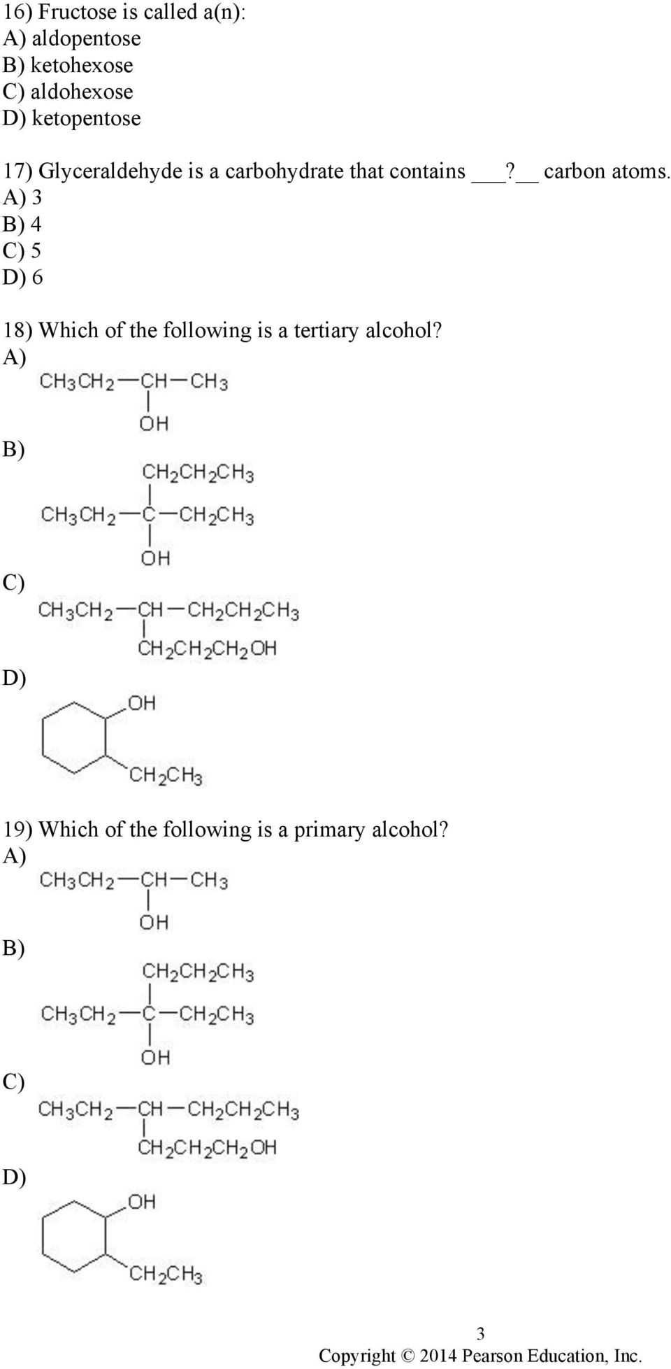 3 How Many Monosaccharides Are Connected To Each Other In A