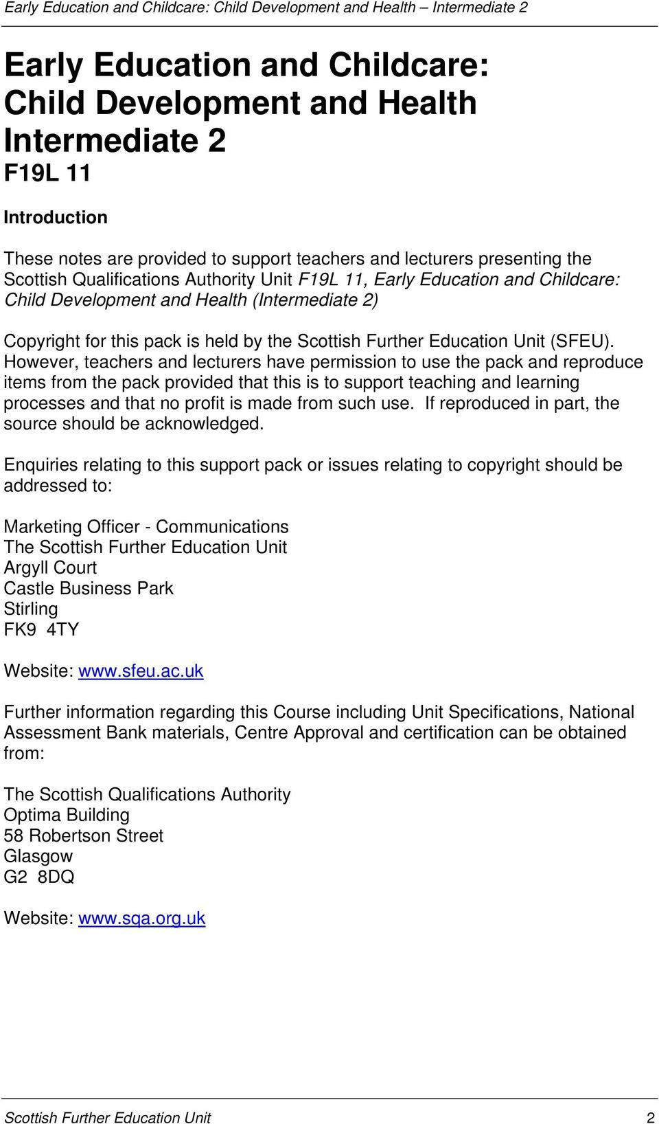However, teachers and lecturers have permission to use the pack and  reproduce items from the