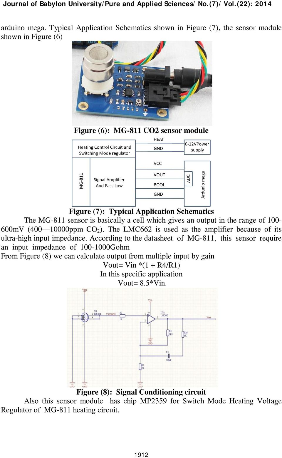 Data Acquisition of Greenhouse Using Arduino - PDF