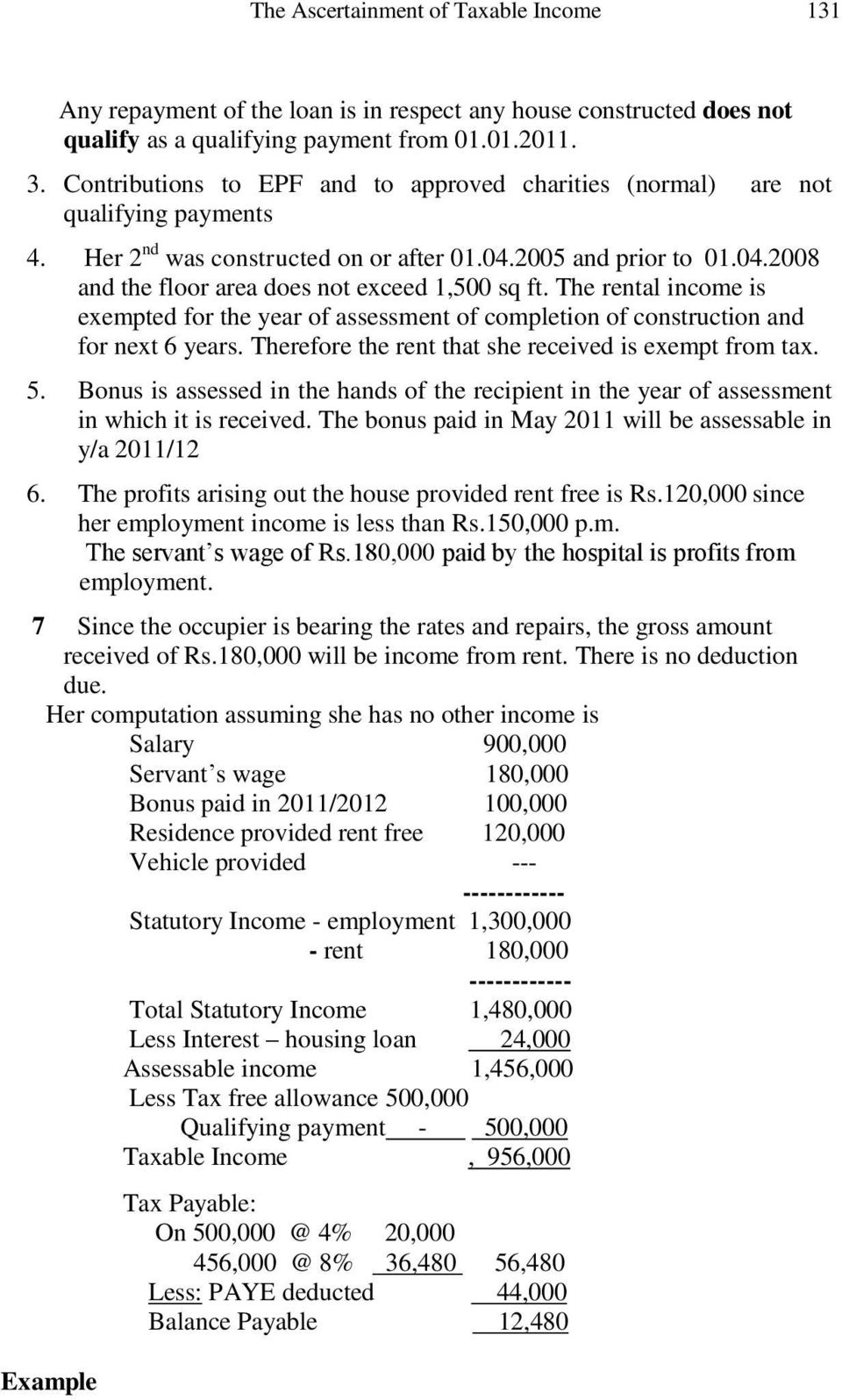10  The Ascertainment of Taxable Income - PDF