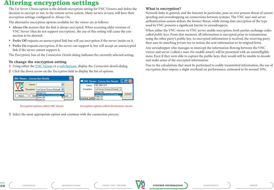 VNC 4 Viewer  User Guide - PDF