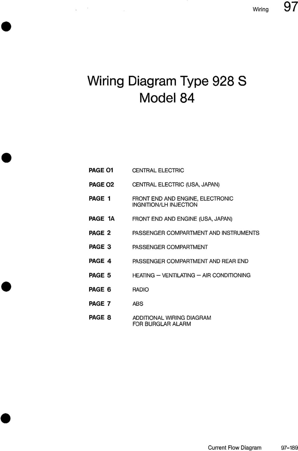 1998 Audi A4 1 8 L4 Gas Wiring Diagram Components On Diagram Fog Lamp