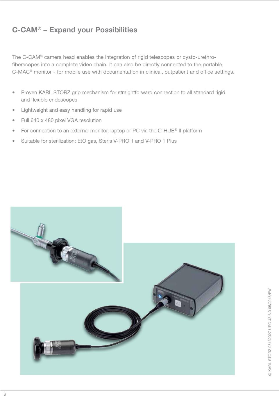 Mobile Video Cystoscopy from KARL STORZ - PDF