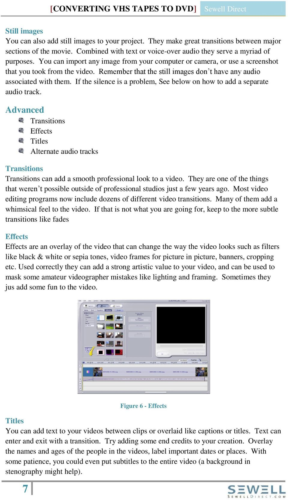 DoItYourself  Converting VHS tapes to DVD - PDF