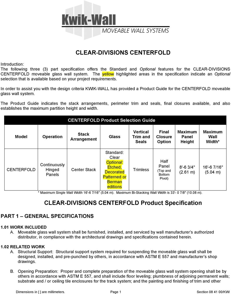 CLEAR-DIVISIONS CENTERFOLD - PDF