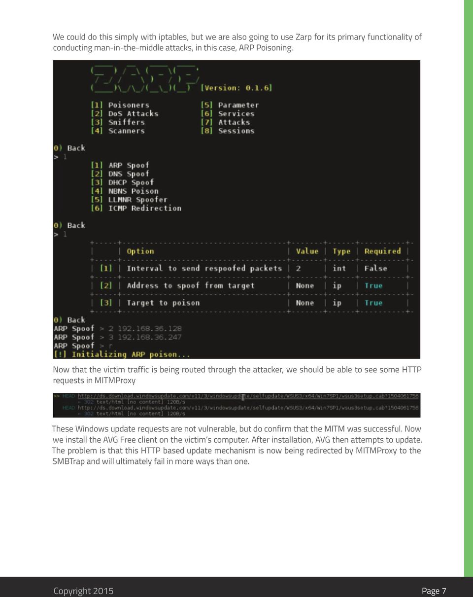SPEAR TEAM REPORT: Redirect To SMB - PDF