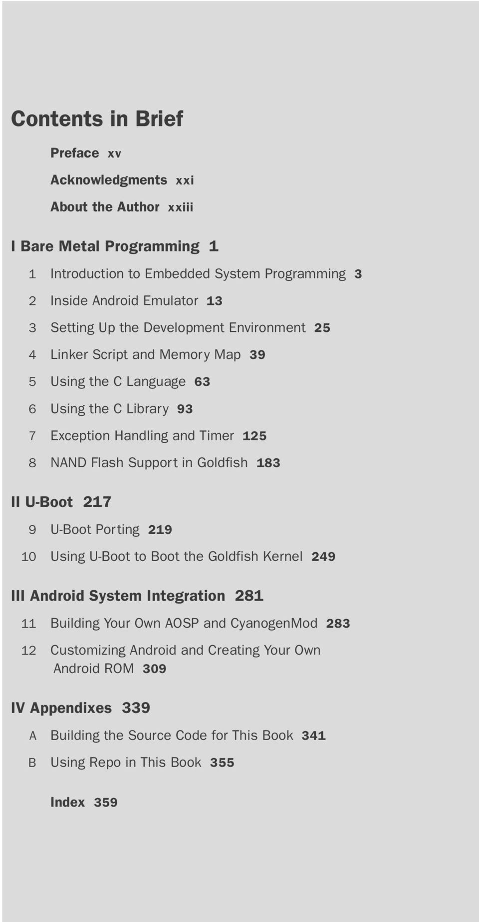 Try These Embedded Programming With Android Roger Ye
