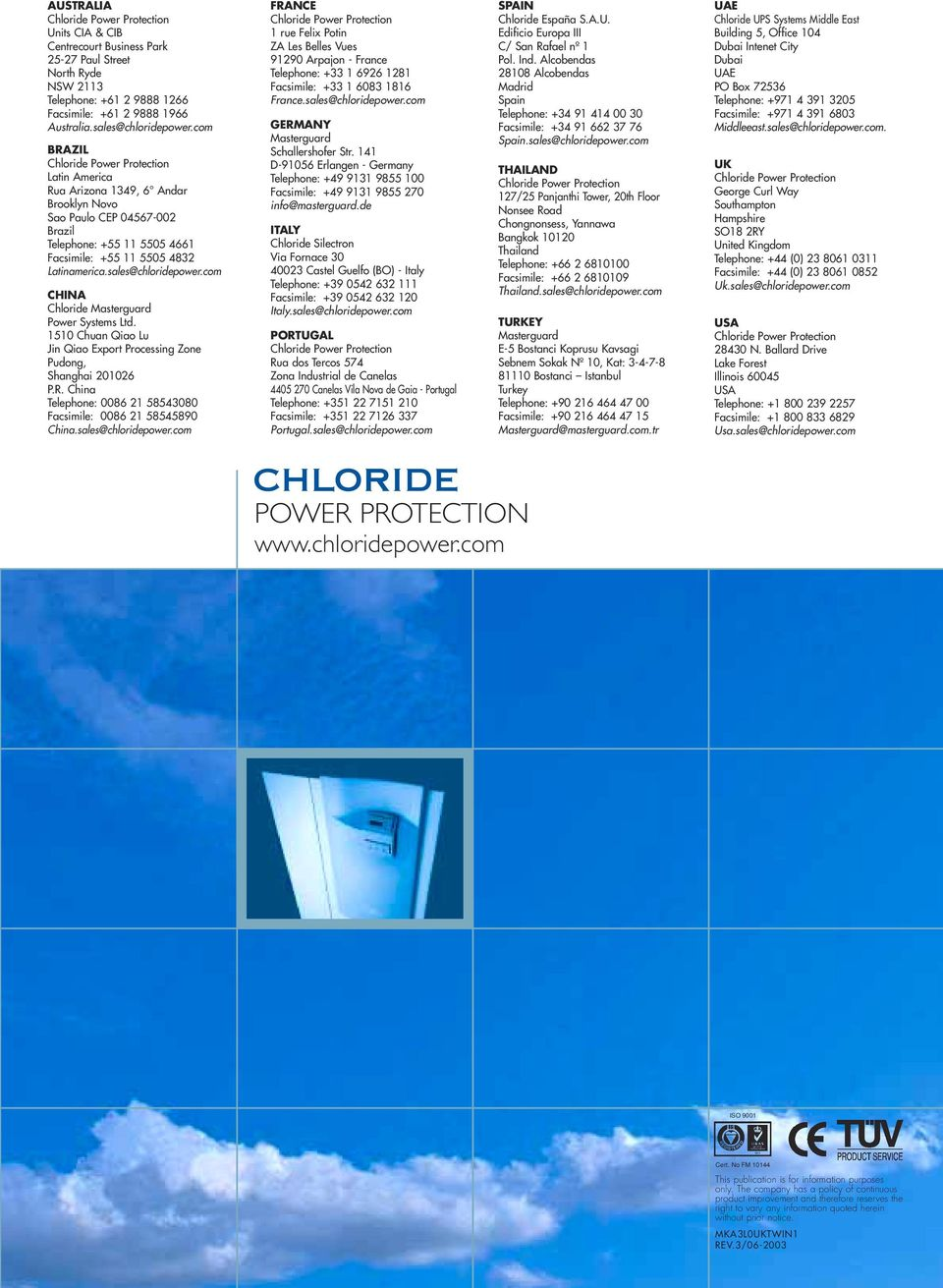 synthesis twin from 6 to 30 kva power protection pdf rh docplayer net Chloride Industrial Power Chloride Group
