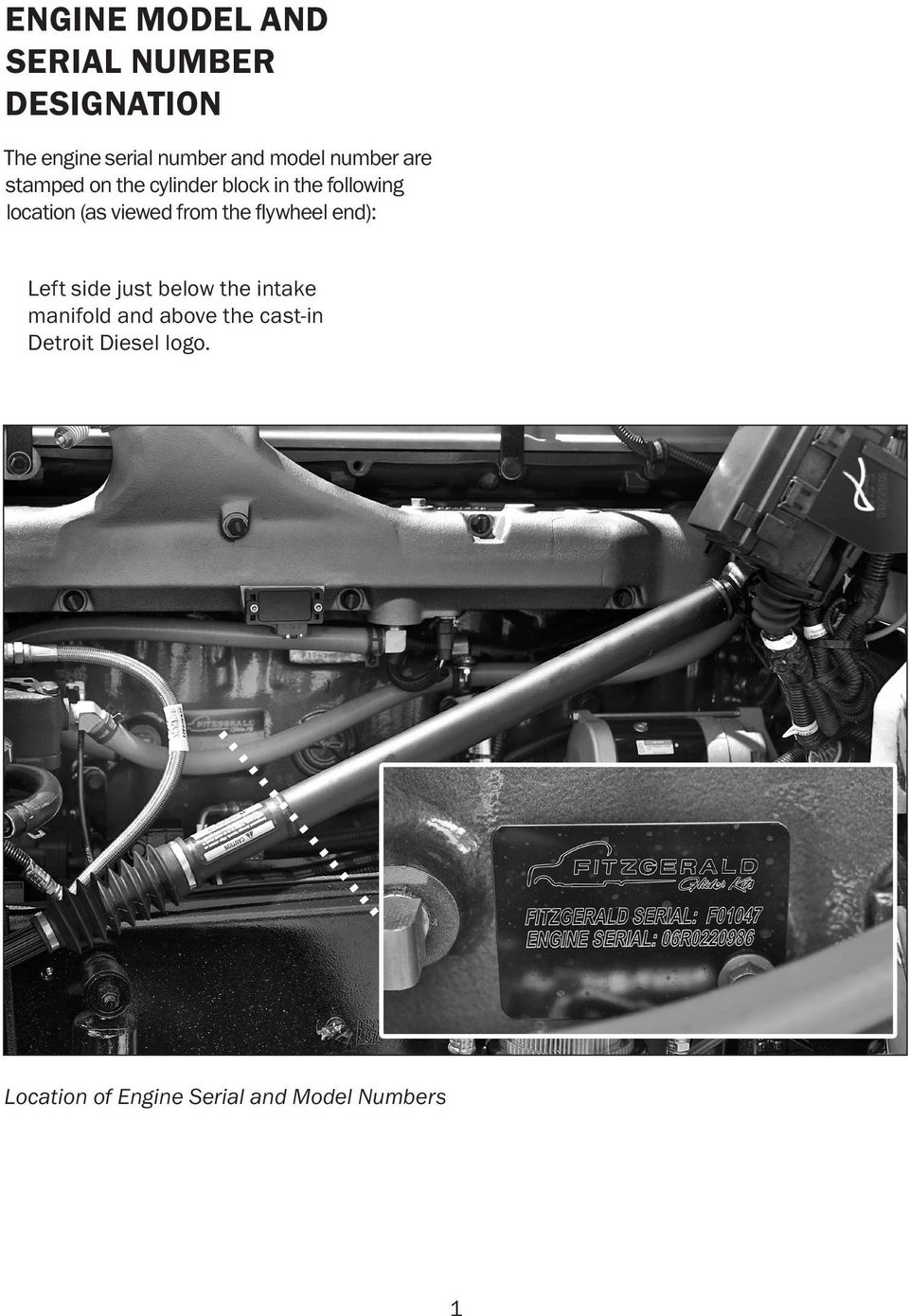 DETROIT DIESEL SERIES 60 ENGINE - PDF
