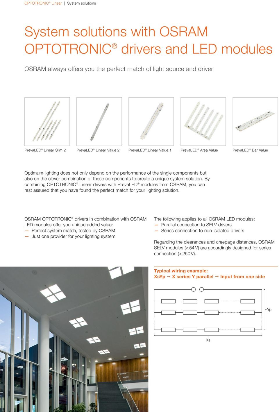 Light Is Fl Exible Optotronic Linear Led Drivers Osram Pdf Wiring Diagram Free Download Schematic These Components To Create A Unique System Solution