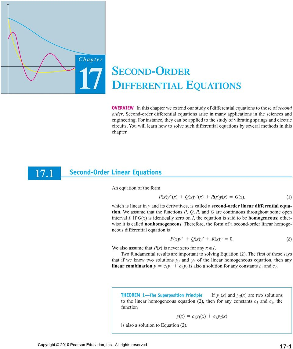 CHAPTER 17 CALCULUS  Based on the original work by  George B