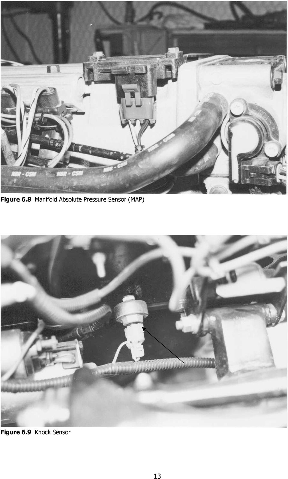 Wire Harness Installation Instructions Pdf 1999 Montero Sport Fuse Box 17 Figure 610 Oxygen Sensor Aldl Fuel Pump Relay Block 611 Connector And 14