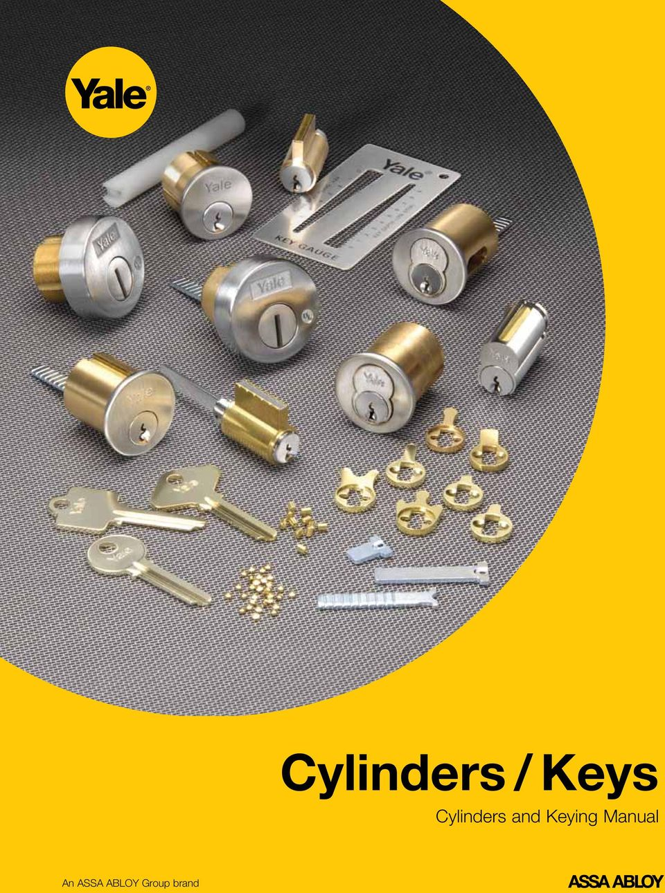 Cylinders / Keys  Cylinders and Keying Manual  An ASSA ABLOY