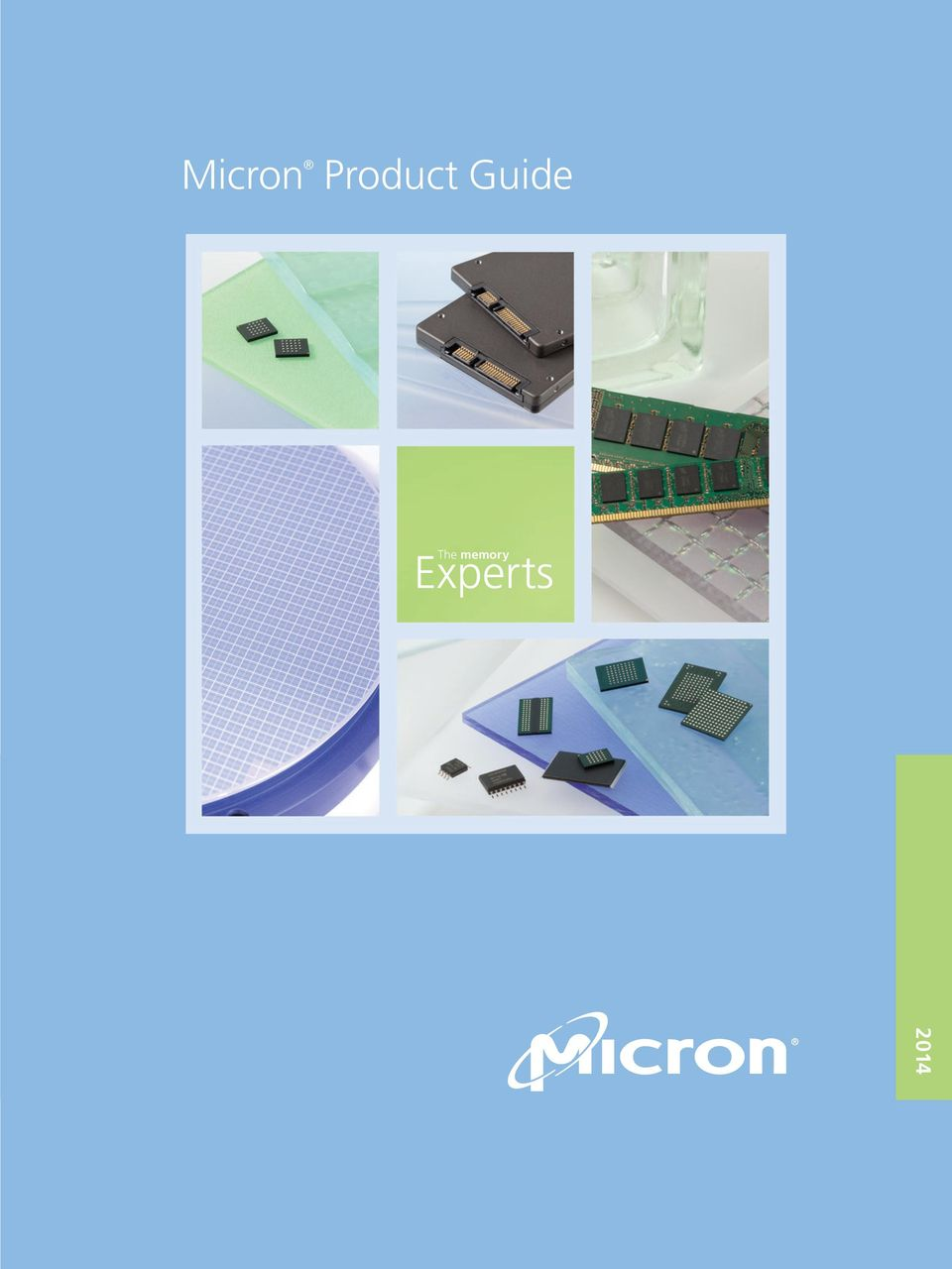 Micron Product Guide  The memory  Experts - PDF