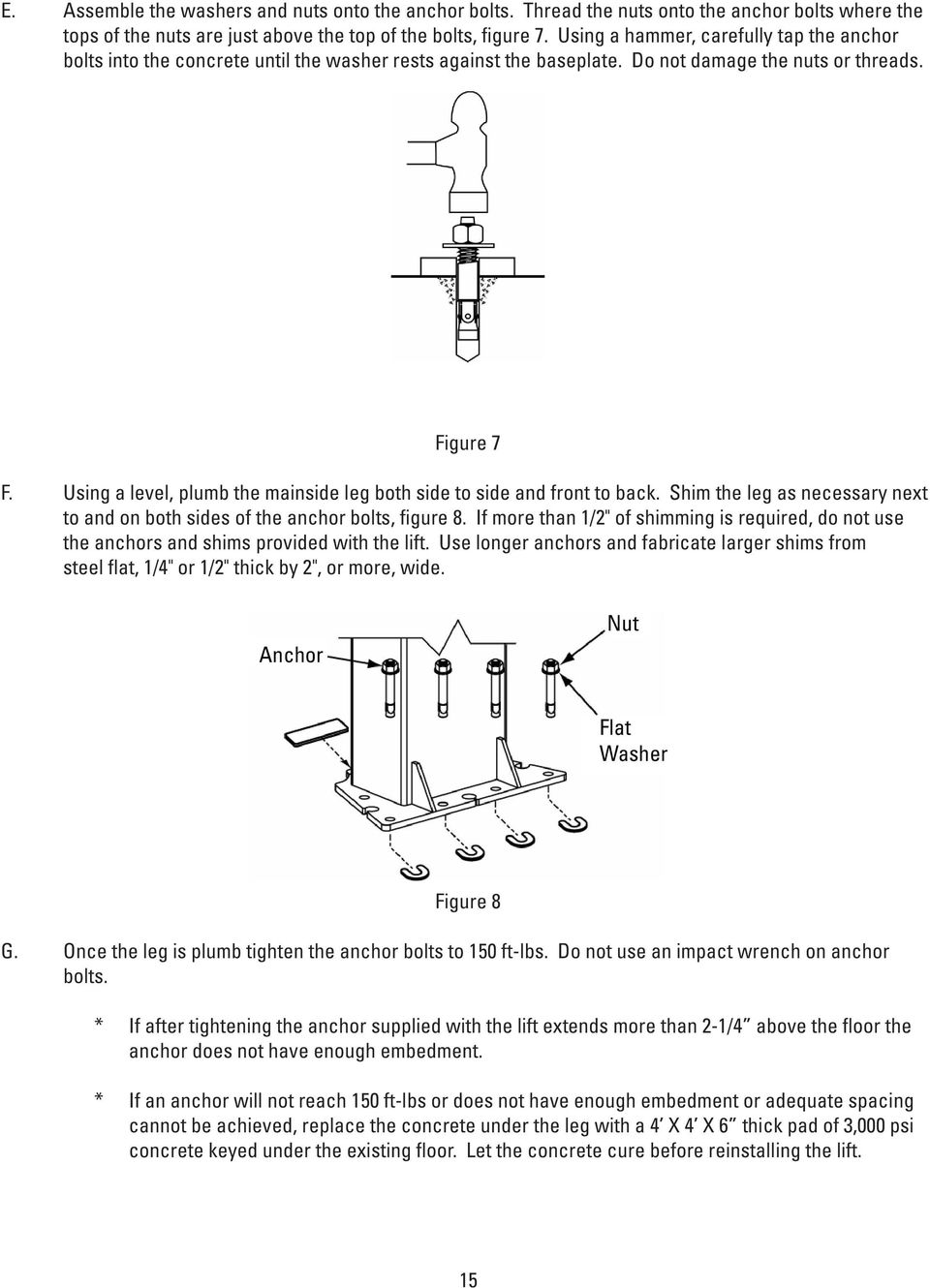 Nissan Sentra Service Manual: Garage Jack and Safety Stand and 2-Pole Lift
