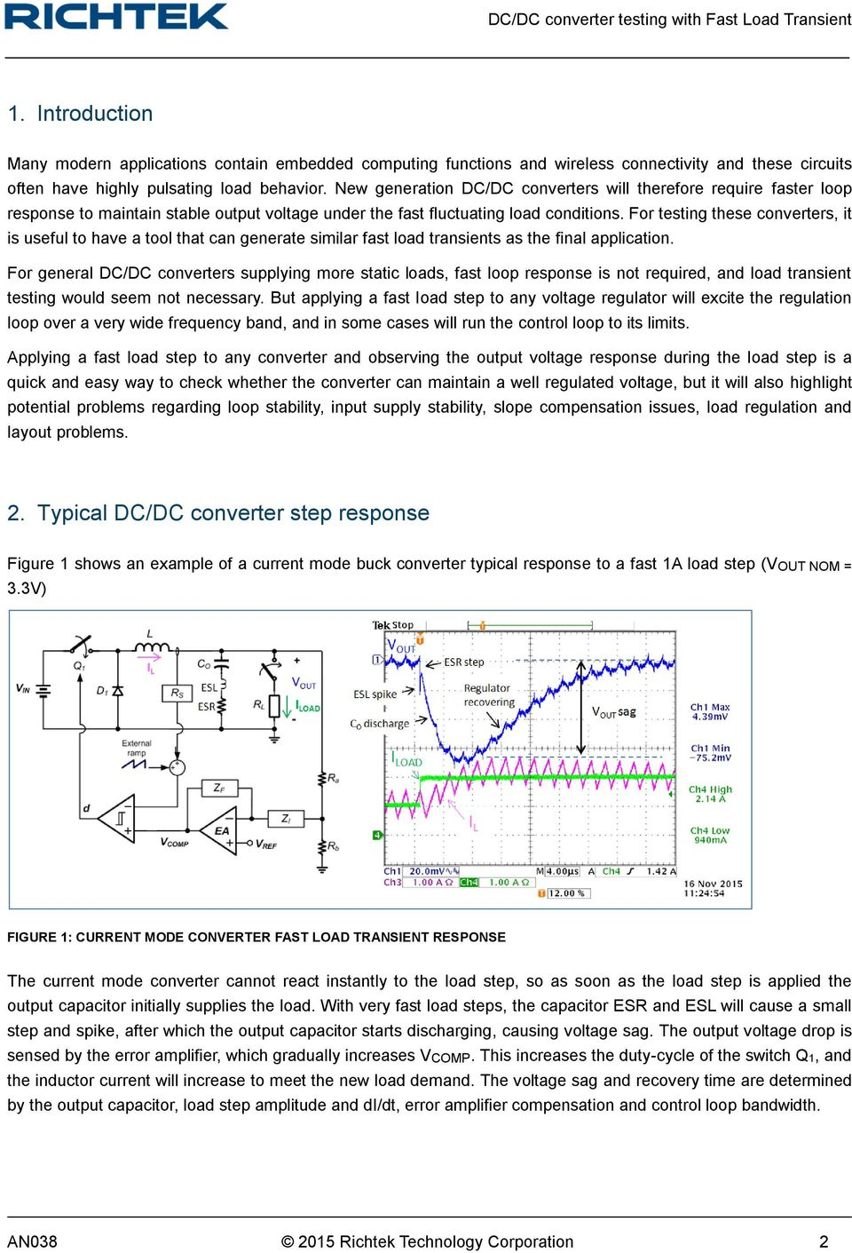 Dc Converter Testing With Fast Load Transient Pdf Buck 1 Watt White Led Driver For These Converters It Is Useful To Have A Tool That Can Generate Similar