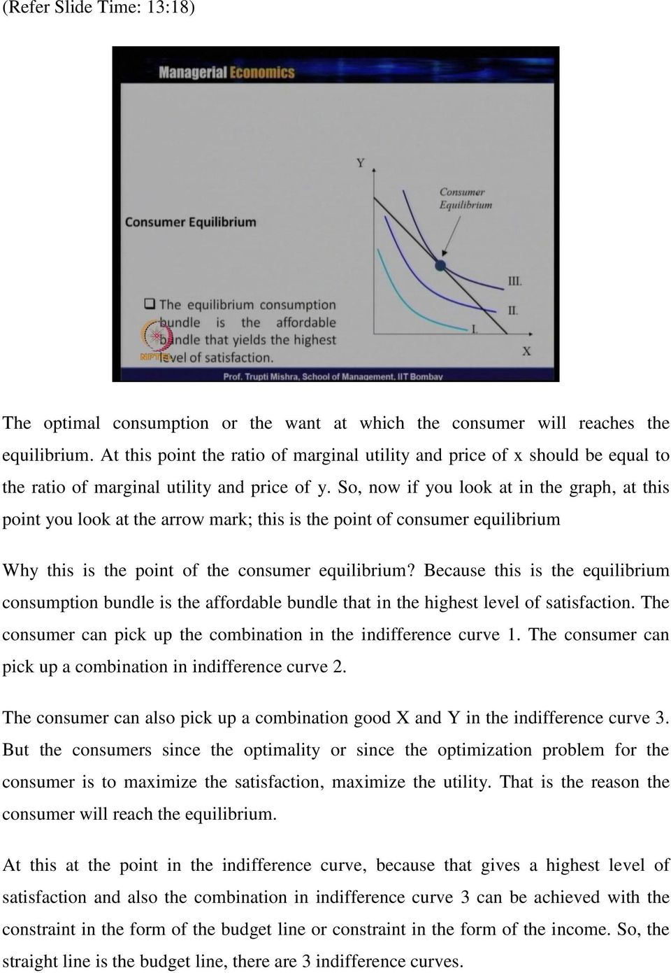 why budget line is a straight line