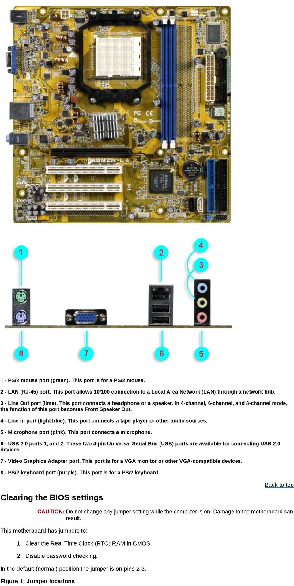 motherboard specifications a8m2n la naos pdf rh docplayer net