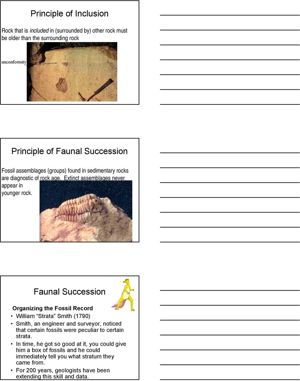 datasheet 18 student worksheet dating the fossil record