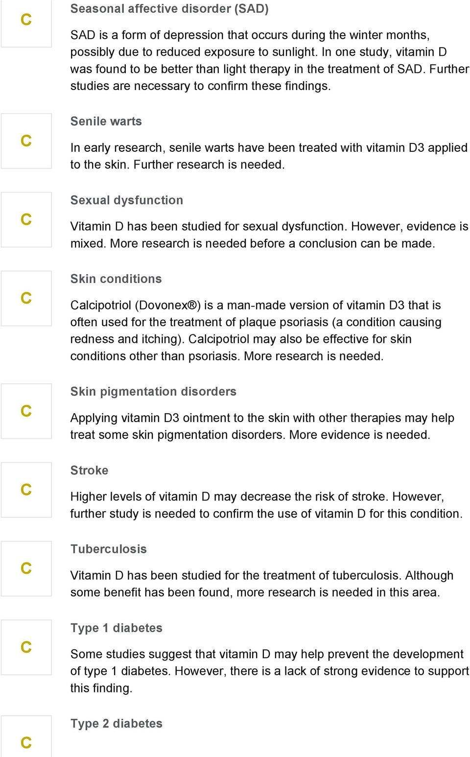 Vitamin D  Background  Dosing  Drugs and Supplements - PDF