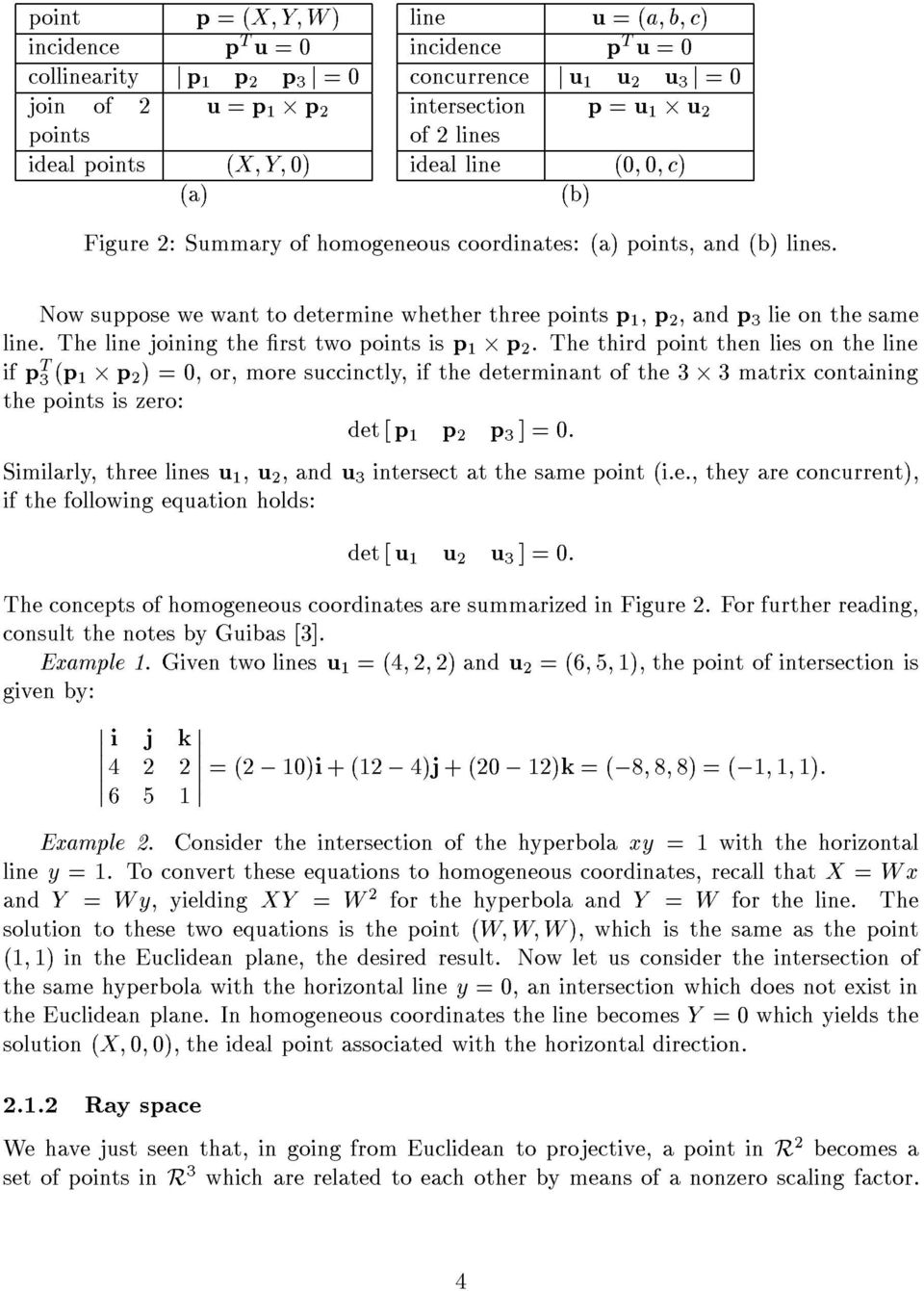 An Introduction to Projective Geometry  Stan Bircheld  world
