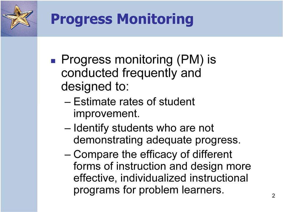 Using Curriculum Based Measurement For Progress Monitoring In Math Todd Busch Tracey Hall Pamela Stecker Pdf Free Download