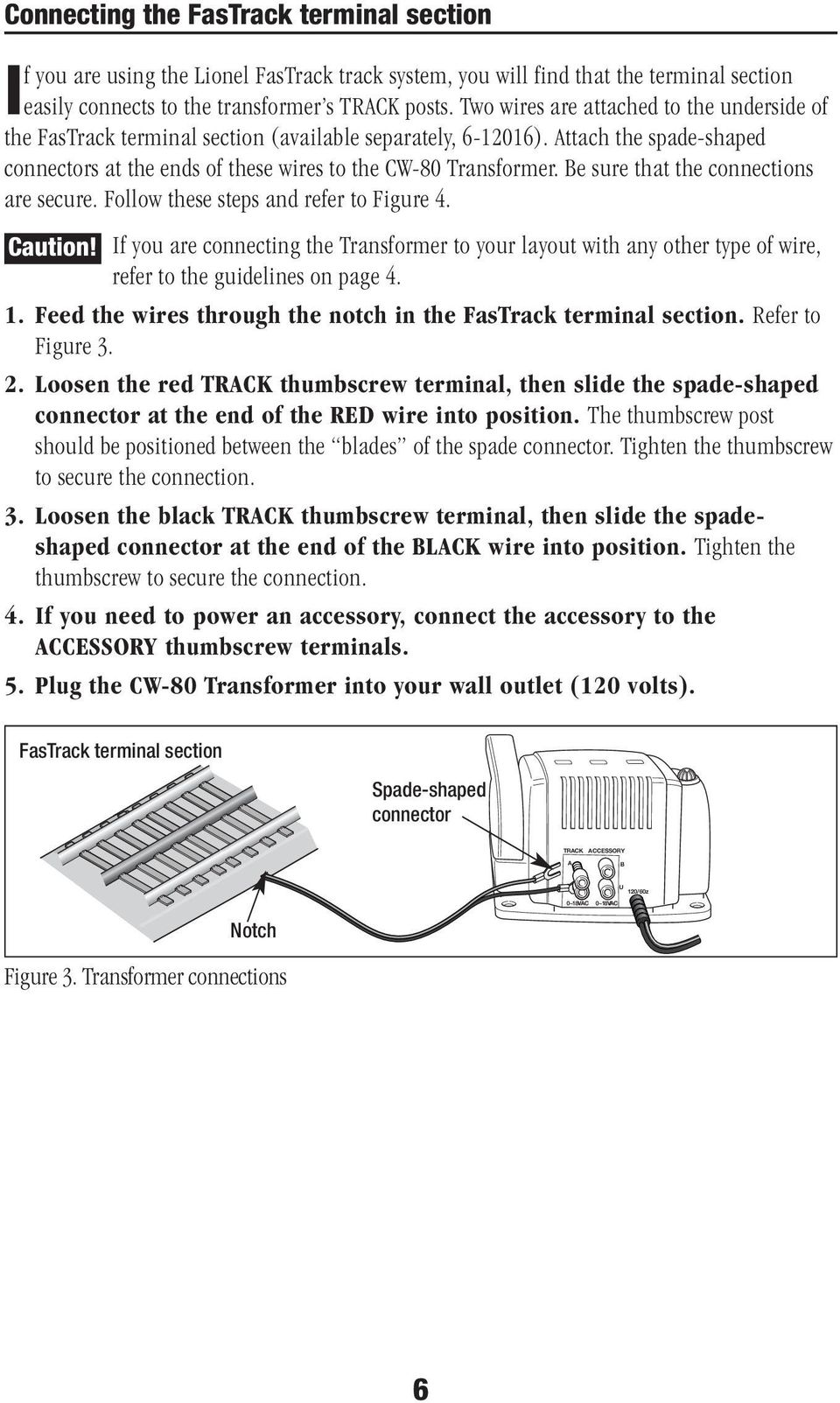03 lionel cw 80 transformer owner s manual pdf be sure that the connections are secure follow these steps and refer to figure 4