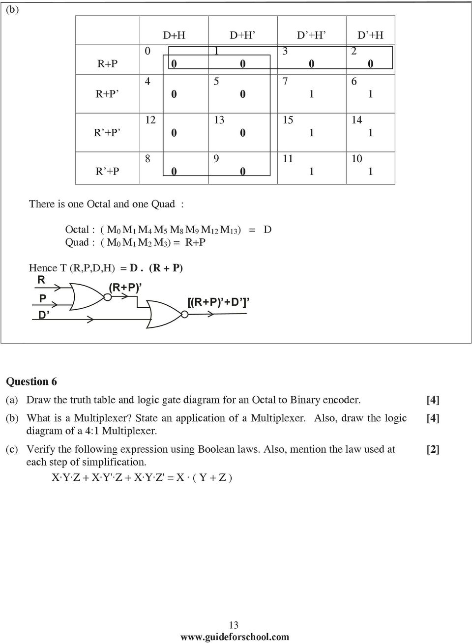 ISC 2015 COMPUTER SCIENCE (THEORY) Md  Zeeshan Akhtar - PDF