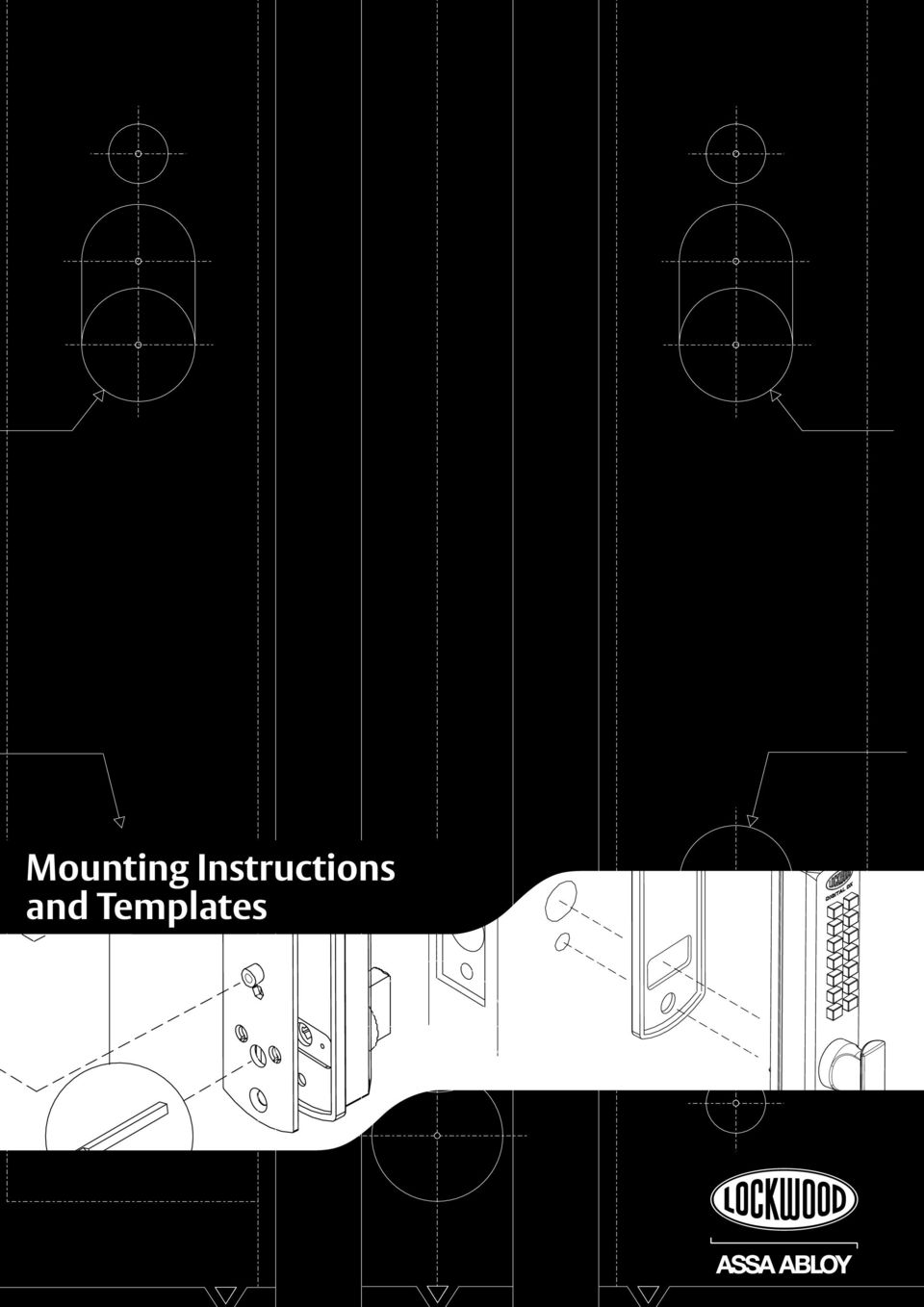 Dx Mechanical Digital Door Locks Service Manual Assa Abloy The Diagram How To Replace A Defective Sliding Latch Ford Series Entrance Set Metal Thread Mounting Screws Lock Position Interior Furniture Plate Seal 1 Install Spindle