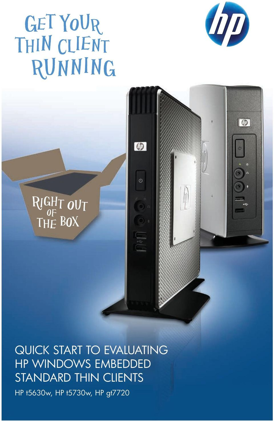Download Driver: HP Compaq Thin Clients Windows Embedded Standard Image