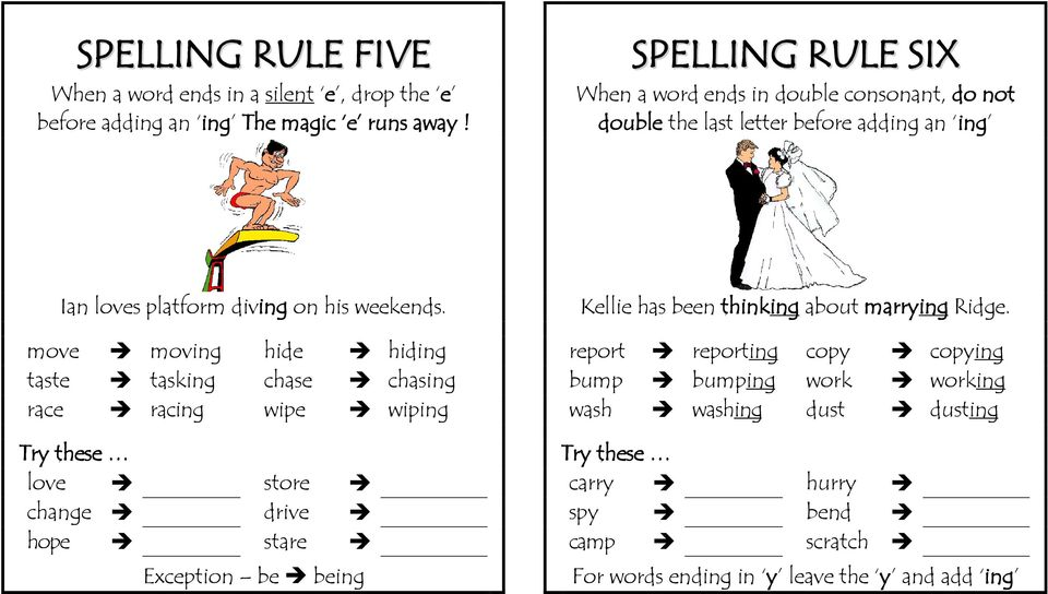 Add Es To Words Ending In Ch Sh S Ss X Or Z To Make The Plural