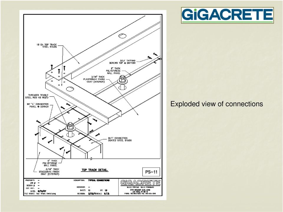 first look at GigaCrete s revolutionary new New Construction