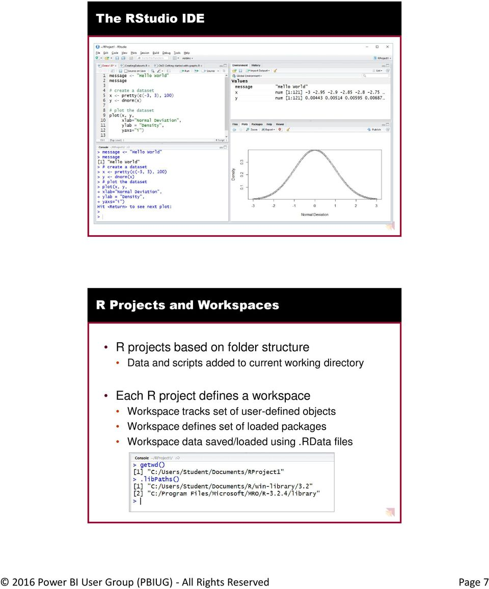 Introduction to R and Predictive Analysis with Power BI - PDF