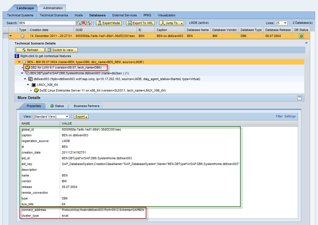 Monitoring IBM DB2 for Linux, UNIX, and Windows in SAP System