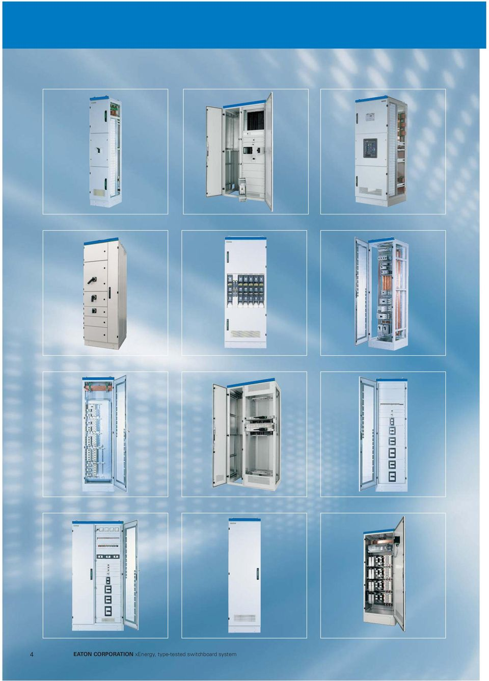 Product Information Type-tested switchboard system - PDF