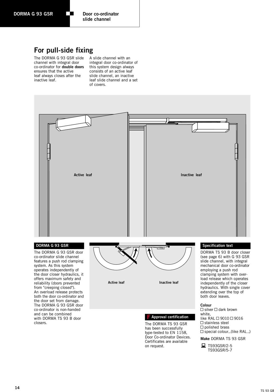 dorma ts 83 installation instructions