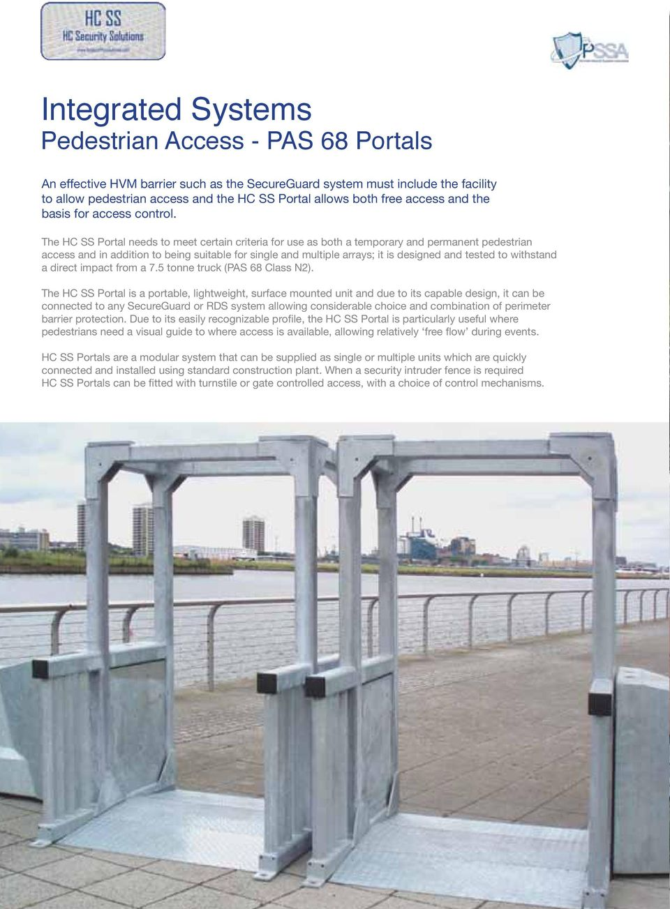 Hostile Vehicle Mitigation Perimeter Protection Systems Pdf