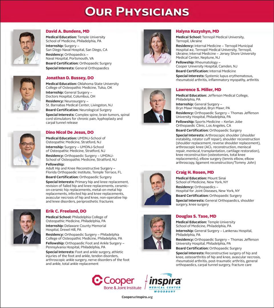 Fellowship Trained Breast Surgeons Here in Your Community! - PDF