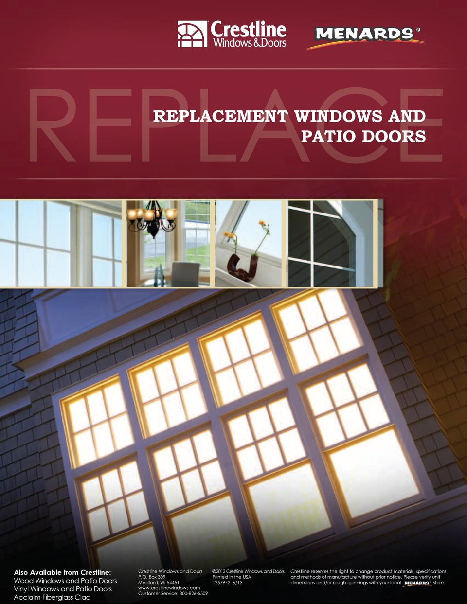 Replacement Windows And Patio Doors Pdf Free Download