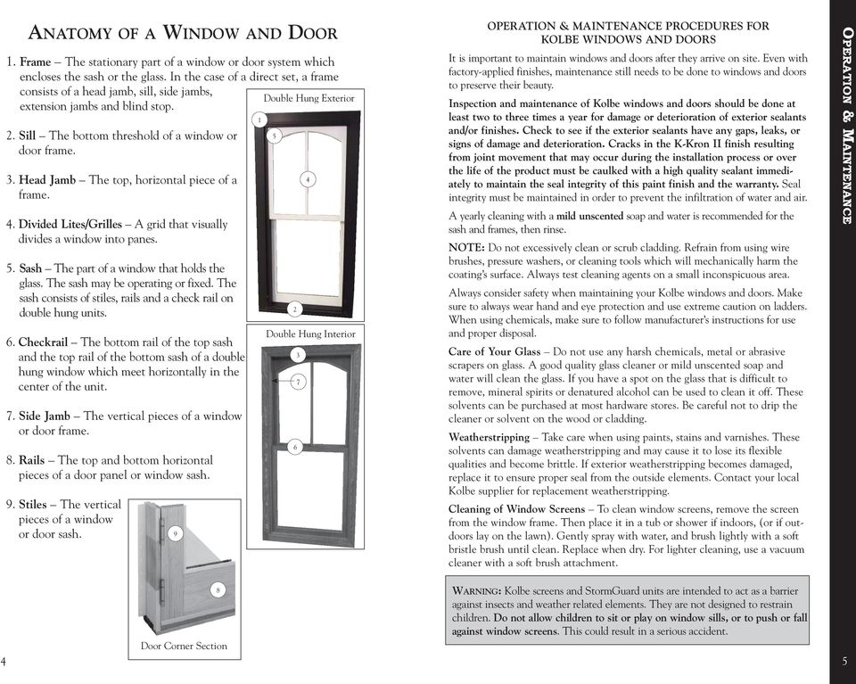 MAINTENANCE GUIDE. See the Difference Quality Makes - PDF