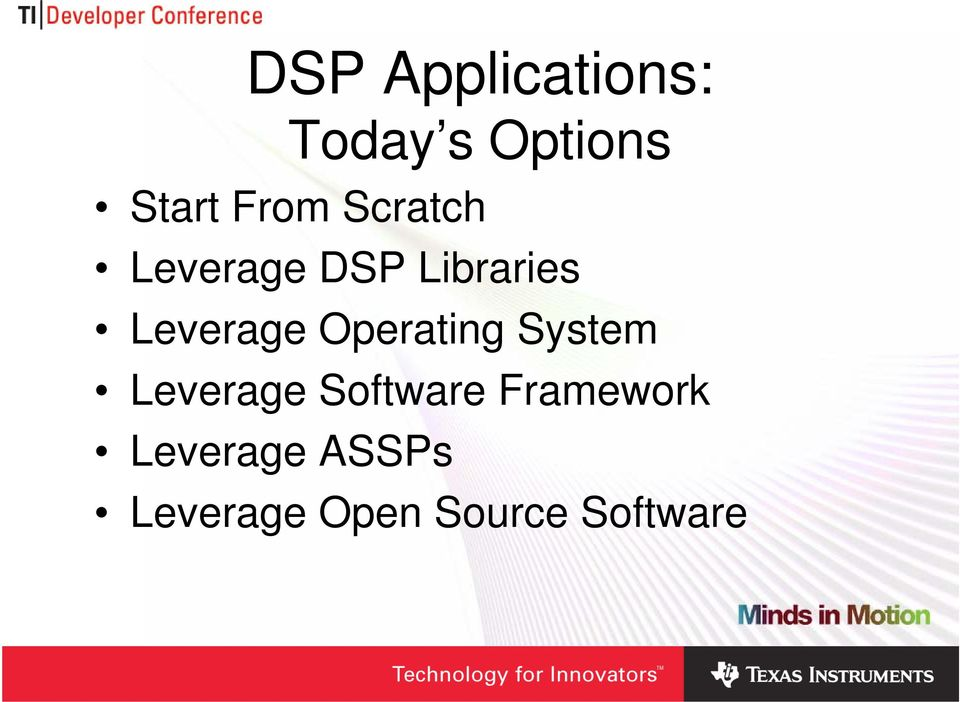 Leveraging an Open-Source VoIP Application to Speed VoIP Product