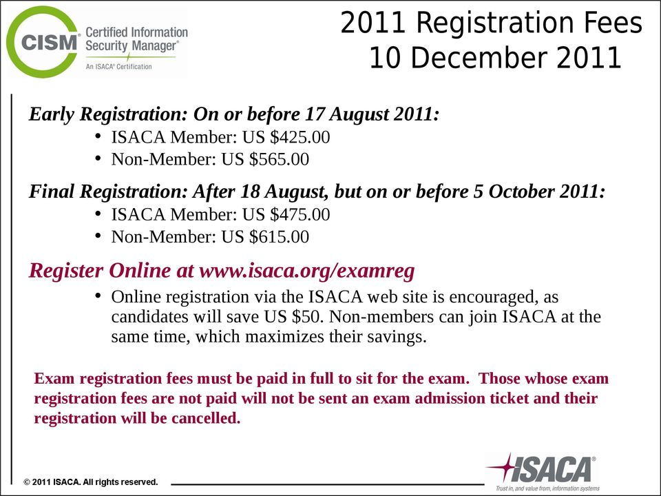 Isaca Trust In And Value From Information Systems Pdf