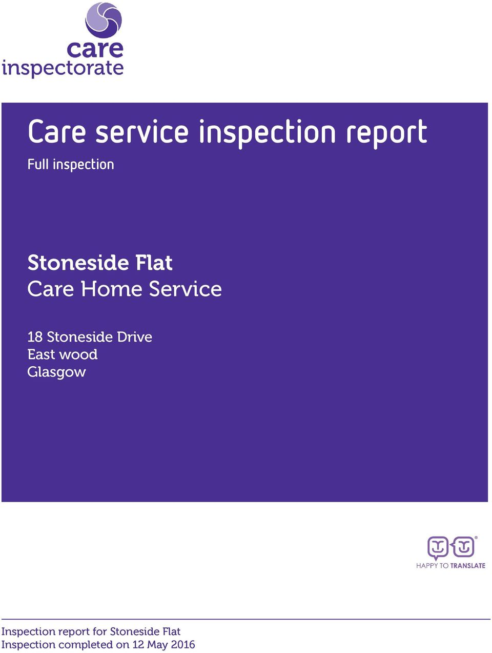 Service 18 Stoneside Drive East wood