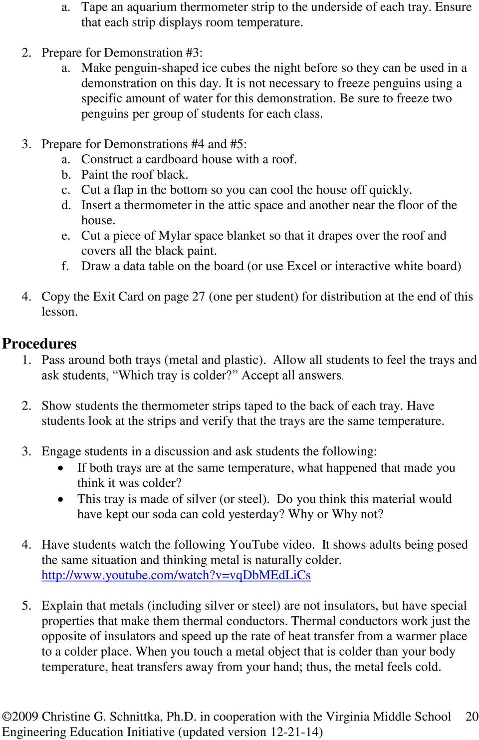 Thermal Energy Temperature And Heat Worksheet Lesson 1 Answer Key