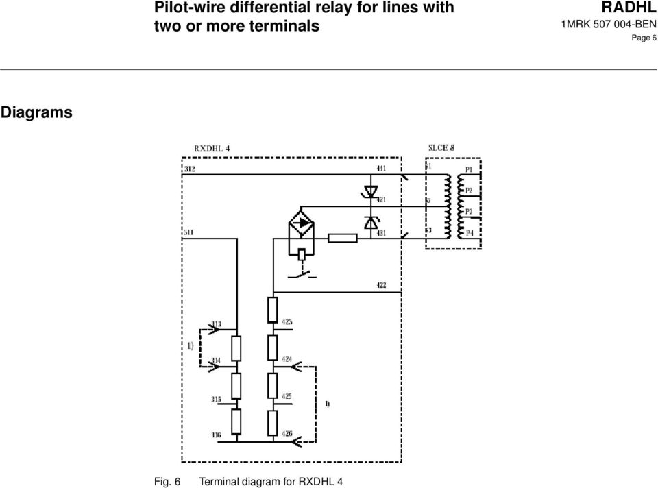 pilot wire differential relay for lines with two or more terminals pdf 68 Camaro Dash Wiring Diagram