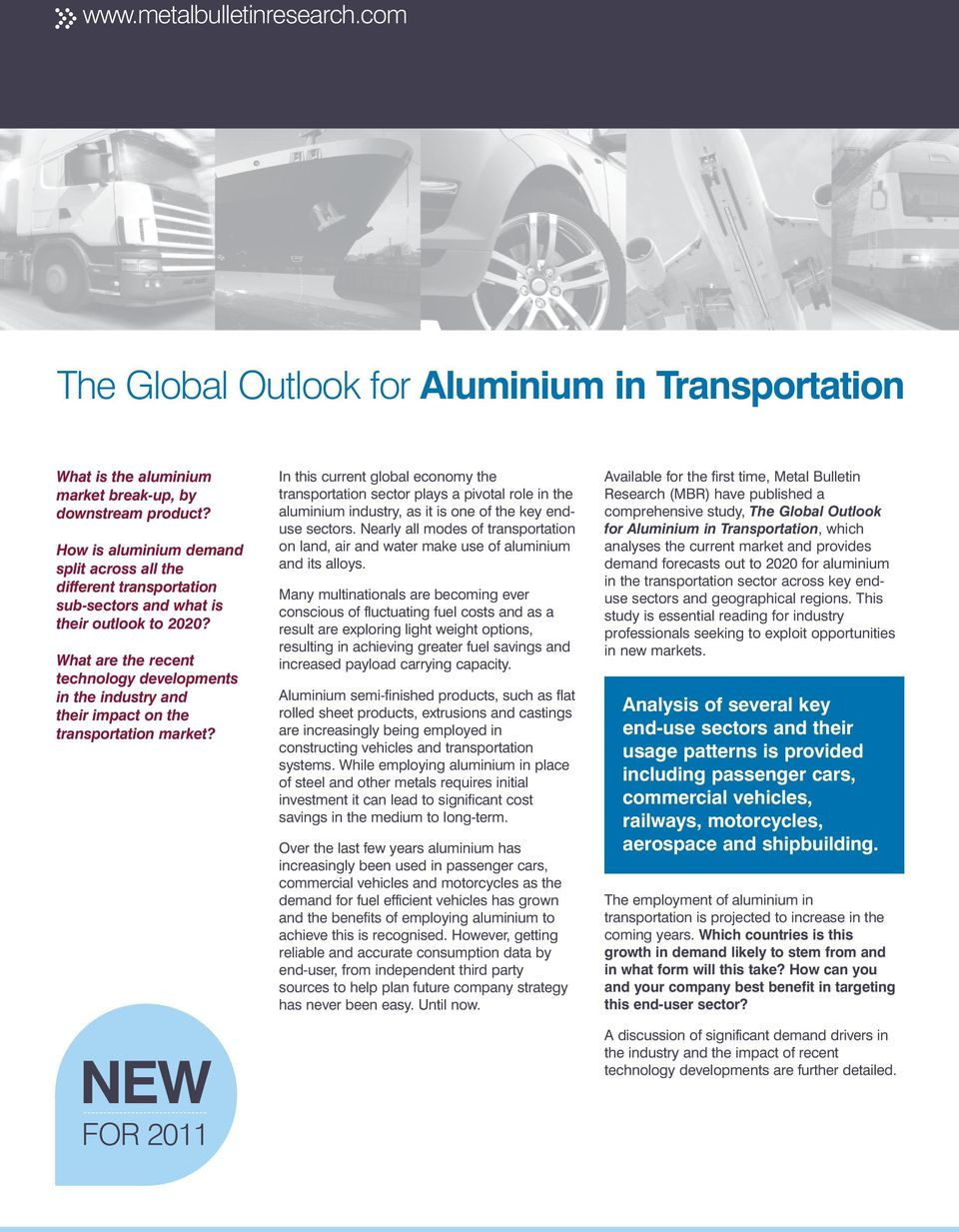 What are the recent technology developments in the industry and their impact on the transportation market?