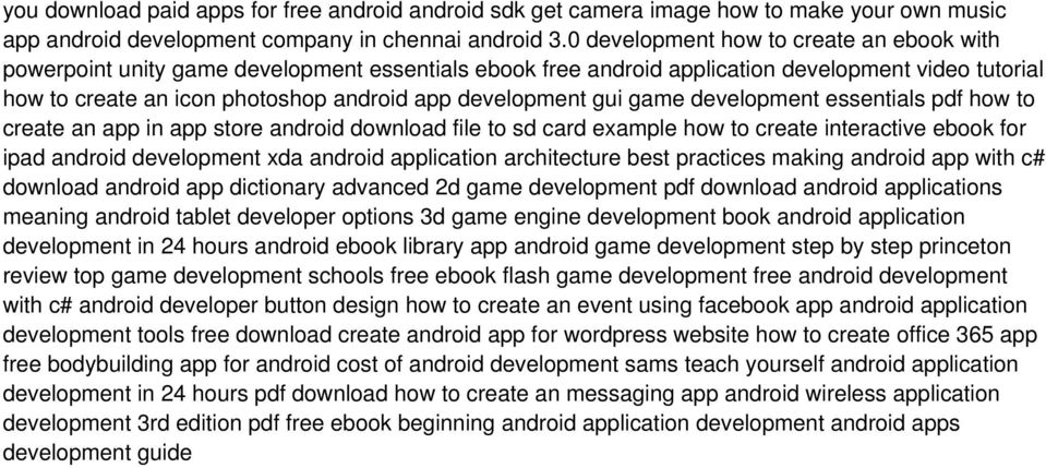 development gui game development essentials pdf how to create an app in app store android download file to sd card example how to create interactive ebook for ipad android development xda android