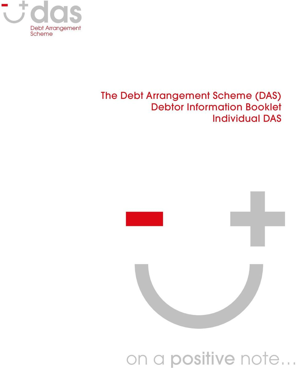 Debtor Information Booklet