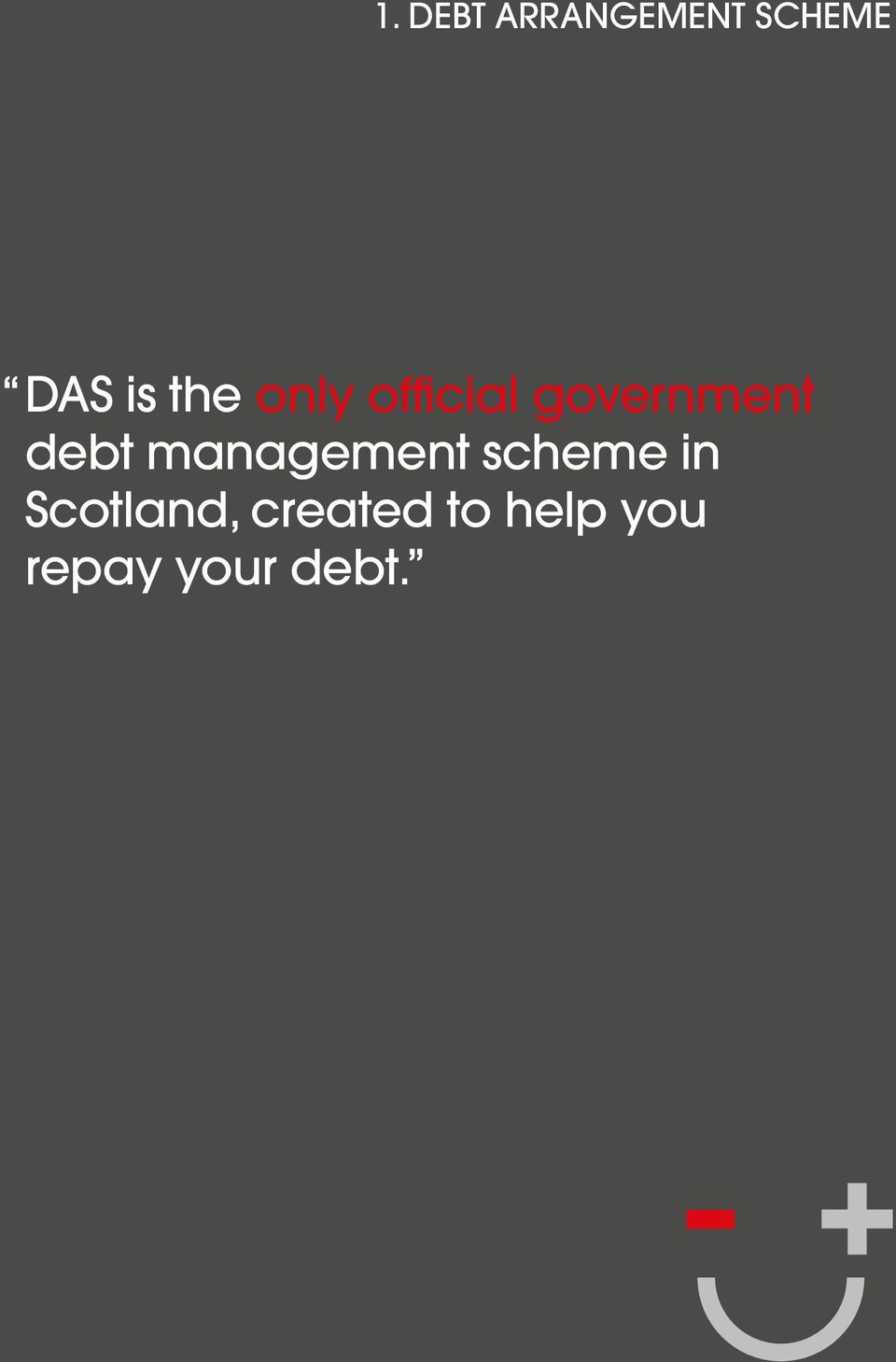 management scheme in Scotland,